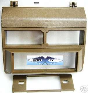 BEIGE Install Radio Dash Kit GMC Suburban 92 93 94