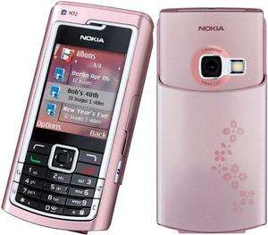 Unlocked Nokia N72 Cell Mobile Phone Bluetooth Music FM