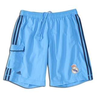 adidas REAL MADRID Swimming Trunk   Shorts 2011 NEW SKY