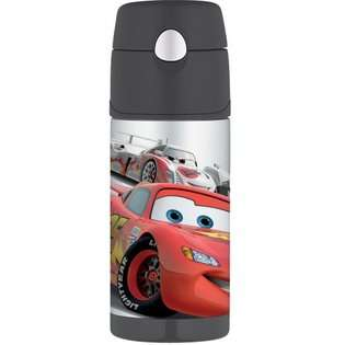 Thermos Funtainer Bottle, Disneys Cars