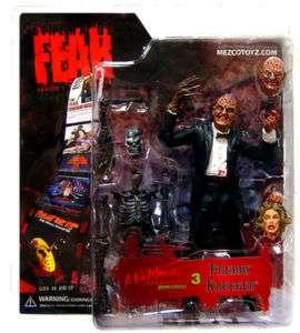Cinema of Fear Figure Dream Warriors Freddy Krueger