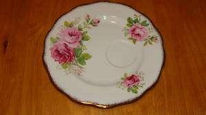 Royal Albert American Beauty Bone China Plate 8