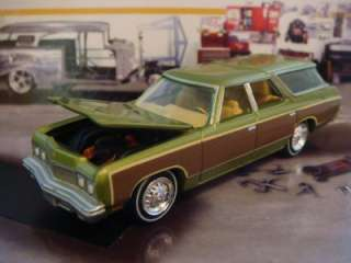 73 Chevrolet Caprice Classic Estate Wagon 1/64 Limited Edition 5
