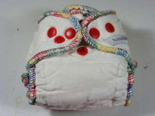 Sustainablebabyish Fitted Cloth Diaper sbish XS Sloomb Newborn Multi