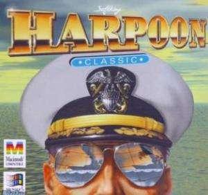 Harpoon Classic MAC CD naval war battle simulator game