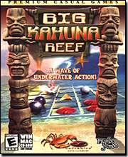 BIG KAHUNA REEF Ocean Puzzle PC & MAC Game NEW in BOX 811930102579