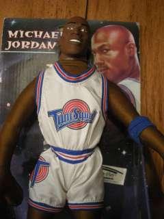 MICHAEL JORDAN vintage Doll 1996 new in box SPACE JAM 12 TALL cool