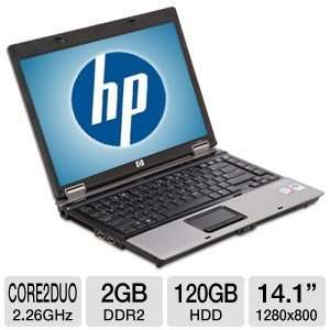 HP Compaq 6530b Notebook PC   Intel Core 2 Duo 2.26GHz