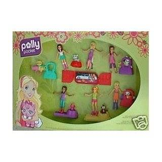Happy Meal Toy Polly Pocket #2 Shani Music Studio MIP Toys & Games
