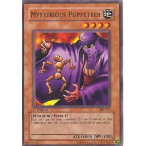 Yu Gi Oh Mysterious Puppeteer   Kaiba Evolution Deck Toys & Games