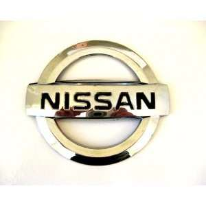 NISSAN OEM FRONT REAR GRILLE EMBLEM BADGE Everything Else