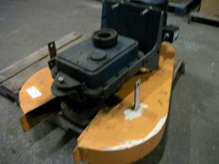 Falk Enclosed Gear Drive Ratio 24.94 Marathon Motor 10HP Hone Wood