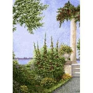 Antonelle   Classical Garden, Italy Canvas Giclee