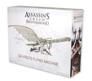 ASSASSINS CREED  Brotherhood   Da Vincis Flying Machine  NECA
