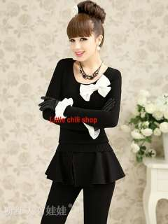 Fashion Cute Sweet Gothic Nana Black Butterful A+ Crystal Necklace