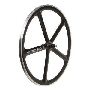 Aerospoke Rear MSW   Raw Carbon 700c: Sports & Outdoors