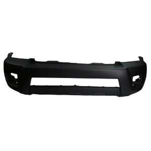 TKY TY04281BB DK1 Toyota 4Runner Primed Black Replacement Front Bumper