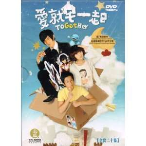 Together Tai Seng TV Series /3 DVD with 20 EPS / Cantonese