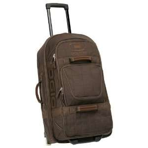 Ogio Terminal Wheeled Travel Bag   Color Brown Plaid