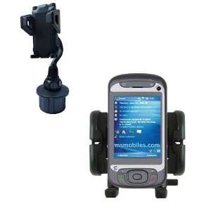 Car Cup Holder for the HTC Hermes   Gomadic Brand