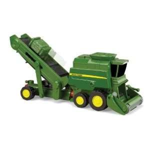 John Deere Power Drive Combine Toys & Games
