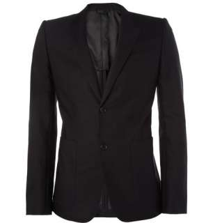 Clothing  Blazers  Single breasted  Cotton and Silk