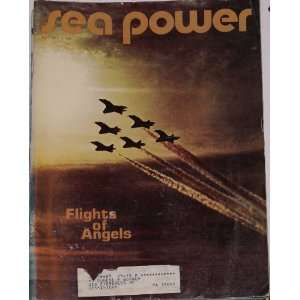 Power Magazine, May 1977, Navy League (Cover: Flights Of Angels, Navy