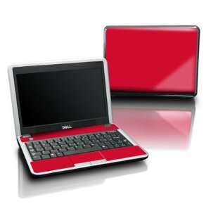 Solid State Red Design Protective Skin Decal Sticker for