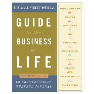 The Wall Street Journal Guide to the Business of Life Books