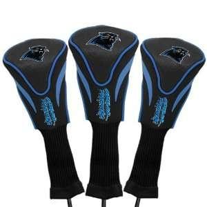 NFL Carolina Panthers Black Three Pack Golf Club