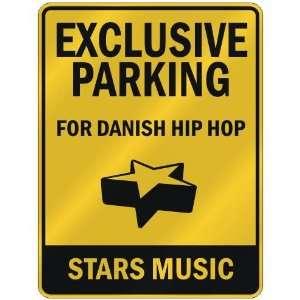 EXCLUSIVE PARKING  FOR DANISH HIP HOP STARS  PARKING