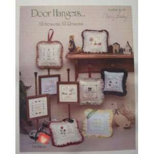 Door HangersAll Seasons All Reasons Craft Book Pat Waters Books