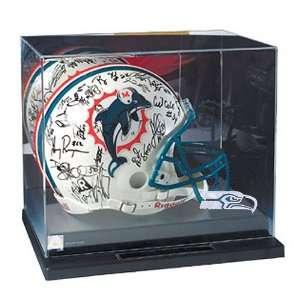 Seattle Seahawks NFL Liberty Value Full Size Football Helmet Display