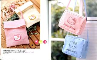 Hello Kitty Handmade Bag Japanese Craft Book