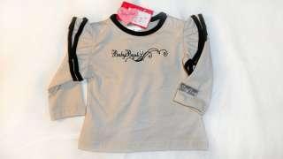 barbara farber set rock shirt bolero gr.68 lila; beige