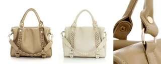 Fashion Korean Women shoulder bag Lady Hobo PU messenger leather Large