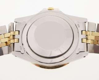 ROLEX GMT MASTER IN STAHL/GOLD REF. 1675 BOX & PAPIERE