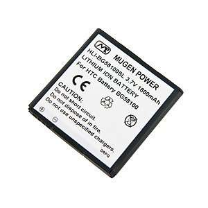 Power Slim Extended Capacity Battery for T Mobile myTouch 4G Slide