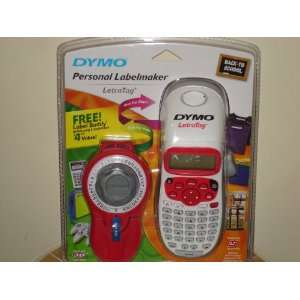 Letra Tag Dymo Personal Labelmaker Plus Embossing