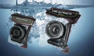 Dicapac WP570 waterproof digit camera case dry soft bag