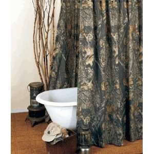 Mossy Oak New Break up Shower Curtain: Home & Kitchen