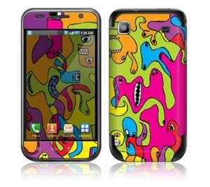 Samsung Galaxy S Vibrant sticker skin cover case ~AT2