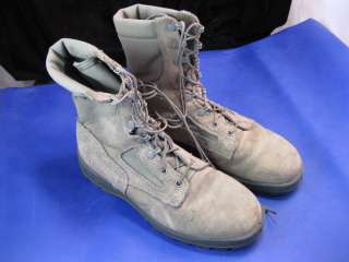 FEMALE AIR FORCE TW MILITARY COMBAT BOOTS W/ VIBRAM SOLES