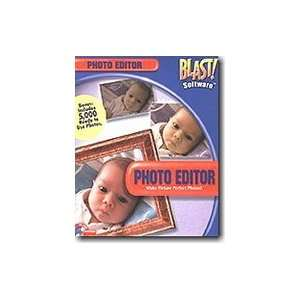Photo Editor (Jewel Case) Software