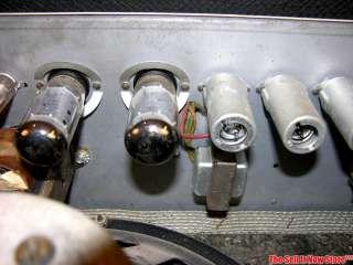 1960s Gibson Lancer GA 35 GA35 RVT Tube Electric Guitar Amplifier Amp