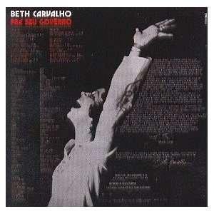 BETH CARVALHO   PRA SEU GOVERNO   1974: Music