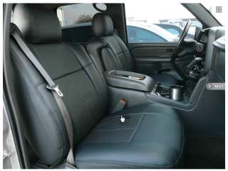 GMC Sierra Crew Cab 2003 2004 2005 2006 Clazzio Leather Custom Seat