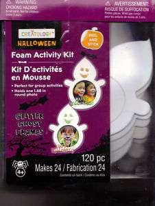 Creatology Halloween Foam Activity Kit