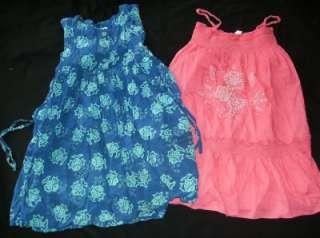 SHIRT SHORTS DRESS Spring Summer clothes LOT Gap TCP Gymboree