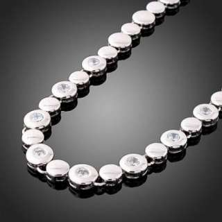 ARINNA Swarovski Crystal fashion chain Necklace pandant